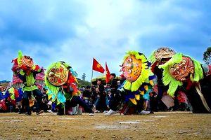 Đặc sắc điệu múa mang tinh thần thượng võ của người Tày, Nùng