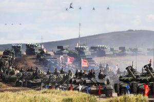 Tín hiệu cảnh báo từ cuộc tập trận quân sự lớn nhất lịch sử của Nga