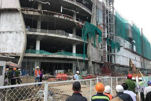 Tai nạn làm 3 người bị thương nặng tại công trình từng được báo congluan.vn cảnh báo
