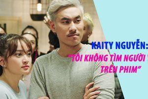 Kaity Nguyễn: 'Chuyện Kiều Minh Tuấn làm, chỉ có anh ấy biết rõ'