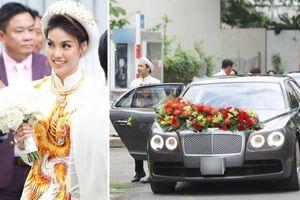 Siêu mẫu Lan Khuê đính hôn cùng bạn trai đại gia