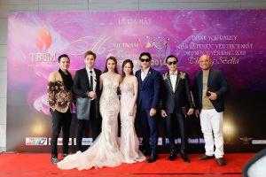 Á hậu Thương Bella đồng tổ chức cuộc thi hoa hậu cùng nhà sản xuất Simon Cao