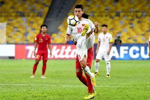 U.16 Việt Nam hòa đáng tiếc trước Indonesia tại giải U.16 châu Á