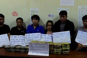 Triệt phá đường dây ma túy xuyên quốc gia, bắt 6 nghi phạm