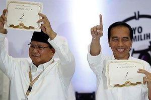 Indonesia khởi động chiến dịch tranh cử tổng thống
