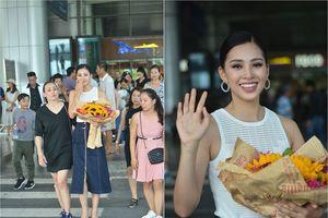Nhìn lại 1 tuần sau đăng quang của tân Hoa hậu Việt Nam Trần Tiểu Vy