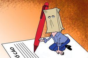Không khởi tố hình sự vụ nhà báo Anh Thoa bị tố cưỡng dâm?