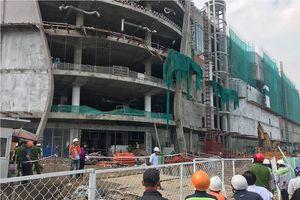 TPHCM: Đình chỉ dự án khiến 3 công nhân rơi từ tầng 4 xuống đất
