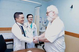 Cấp cứu thành công bệnh nhân nước ngoài bị nhồi máu cơ tim cấp