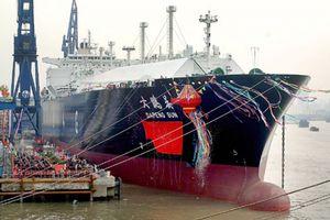 Trung Quốc tăng gấp đôi nhập khẩu LNG