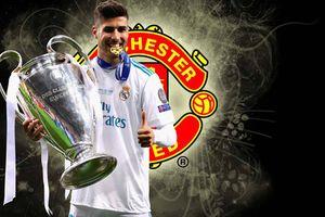 MU quyết mua Asensio, Juventus lấy sao Real Madrid