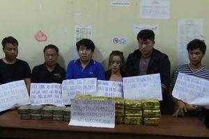 Biên phòng Hà Tĩnh phối hợp phá đường dây ma túy xuyên quốc gia