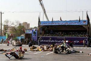 Iran thề quyết báo thù vụ sát hại Vệ binh Cách mạng Hồi giáo