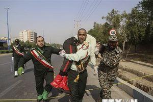 Iran bắt giữ một mạng lưới lớn nghi phạm vụ tấn công lễ diễu binh