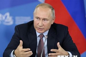 Tổng thống Nga Putin điện đàm với người đồng cấp Syria al-Assad