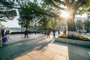 Dự báo thời tiết 25/9: Bắc Bộ và Trung Bộ ngày nắng, Nam Bộ sáng nắng chiều mưa