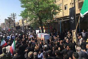 Iran cảnh báo đáp trả tàn bạo sau khi bị tấn công