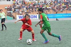 Việt Nam chính thức lọt vào vòng loại thứ 2 U16 nữ châu Á 2019