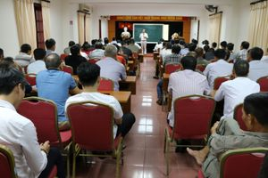 LĐLĐ quận Hoàn Kiếm: Tập huấn công tác An toàn vệ sinh lao động