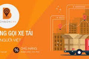 Ra mắt ứng dụng gọi xe công nghệ Bonbon24h dành cho hàng hóa