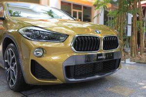 Chi tiết BMW X2 vừa nhập khẩu, chờ ngày ra mắt