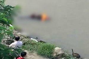Ra sông làm lễ siêu thoát, thầy cúng trượt chân xuống sông tử vong