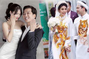 Nối tiếp nhau báo hỉ, Trường Giang - Nhã Phương và John Nguyễn - Lan Khuê chiếm sạch spotlight