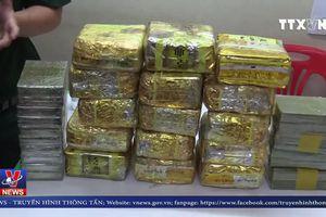 Phá đường dây ma túy xuyên quốc gia tại Hà Tĩnh