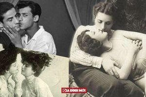 Sự tồn tại kỳ diệu của những bức ảnh tình yêu đồng giới có từ cả trăm năm trước