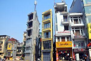 8 tháng, Hà Nội phát hiện gần 300 công trình xây dựng không phép