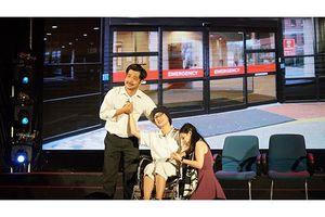 Thông điệp về tình cảm gia đình trong vở kịch Chuyện nhà Dr.Thanh