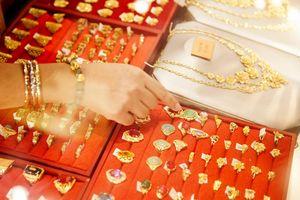 Giá vàng ngày 24/9: Vàng SJC đi ngang