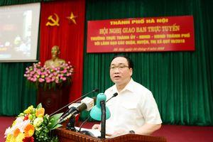 Bí thư Thành ủy Hà Nội: Vi phạm trong xây dựng phải được xử lý kịp thời