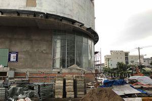 Tạm đình chỉ công trình xây dựng xảy ra sự cố lao động ở Thủ Đức
