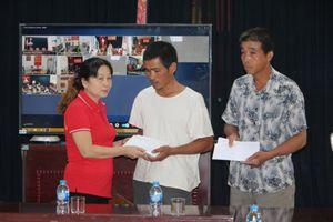 94 triệu đồng hỗ trợ gia đình có người thiệt mạng trong vụ cháy gần Bệnh viện Nhi TƯ