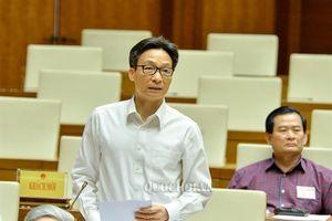 Đbqh Lê Thị nga - thái nguyên: đề nghị tổ chức Hội nghị toàn quốc về chống xâm hại trẻ em