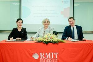 Đại học RMIT Việt Nam và Intercontinental hợp tác đào tạo nhân lực