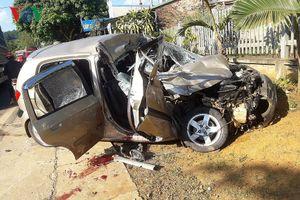 Sơn La: Tai nạn giao thông nghiêm trọng làm 1 người chết, 3 người bị thương
