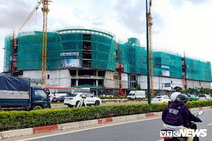 Thi công ẩu, Thuận Việt liên tiếp để xảy ra tai nạn tại Giga Mall