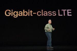 Tốc độ mạng LTE của iPhone Xs nhanh gần gấp ba lần iPhone X