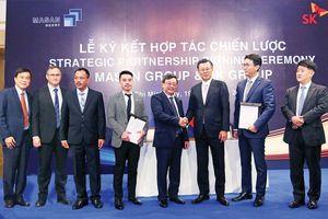 SK Group đặt cược vào tầm nhìn chiến lược của Masan Group