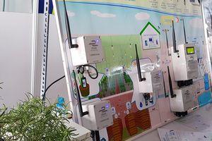 E-Sensor: giám sát, cảnh báo và điều khiển tự động cho vườn rau thủy canh