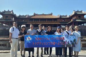 Doanh nghiệp lữ hành hàng đầu Nhật Bản khảo sát du lịch Thừa Thiên – Huế
