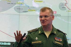 Radar của S-400 chứng minh F-16 Israel dùng Il-20 Nga làm 'bia đỡ đạn'