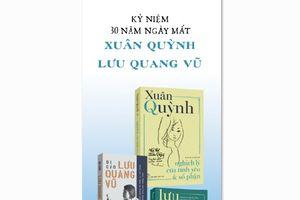 Ra mắt bộ sách Xuân Quỳnh - Lưu Quang Vũ