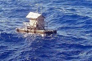 Sống sót kì diệu sau 49 ngày lênh đênh trên Thái Bình Dương