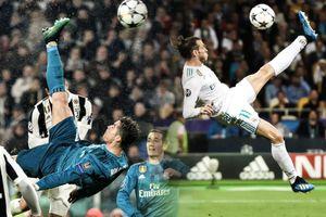 Zidane ấn tượng bàn thắng của Bale hơn pha 'ngả bàn đèn' của Ronaldo