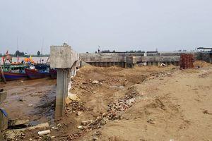 Doanh nghiệp lấp hàng nghìn m2 sông Mã xây công trình trái phép