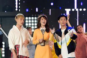 Rũ bỏ hình ảnh đằm thắm với bolero, Jang Mi thực hiện vũ đạo sôi động