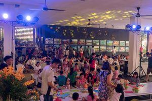 Cư dân nhí khu đô thị Gamuda Gardens vui tết Trung thu
